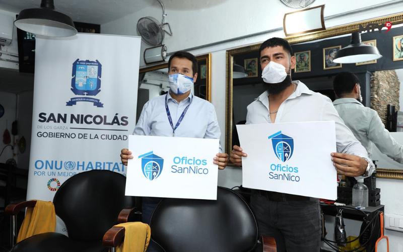 Crea San Nicolás enlace entre empleadores y prestadores de servicios