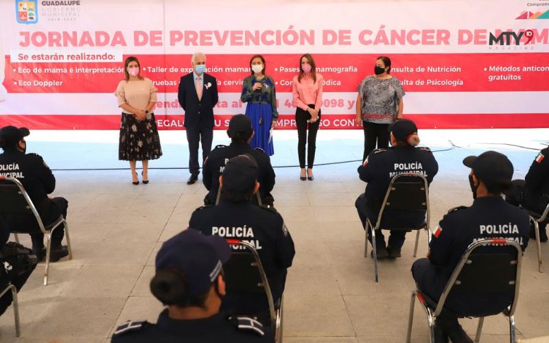 Inician jornada vs cáncer de mama
