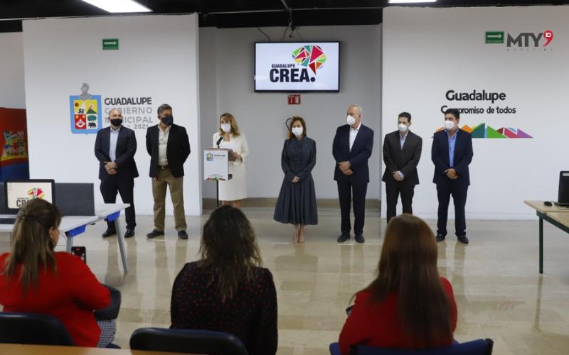 Crea Centro de Trabajo para Emprendedores