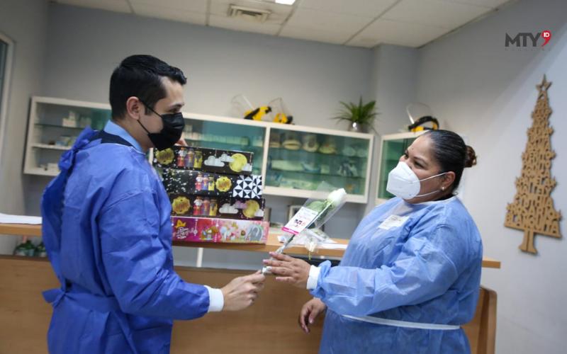 Reconocen a enfermeras de Guadalupe