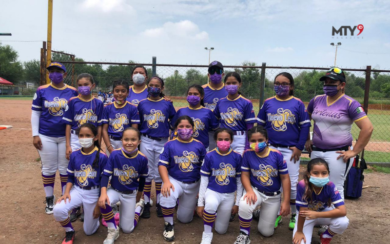 Gana equipo de Guadalupe Campeonato Nacional de Sóftbol