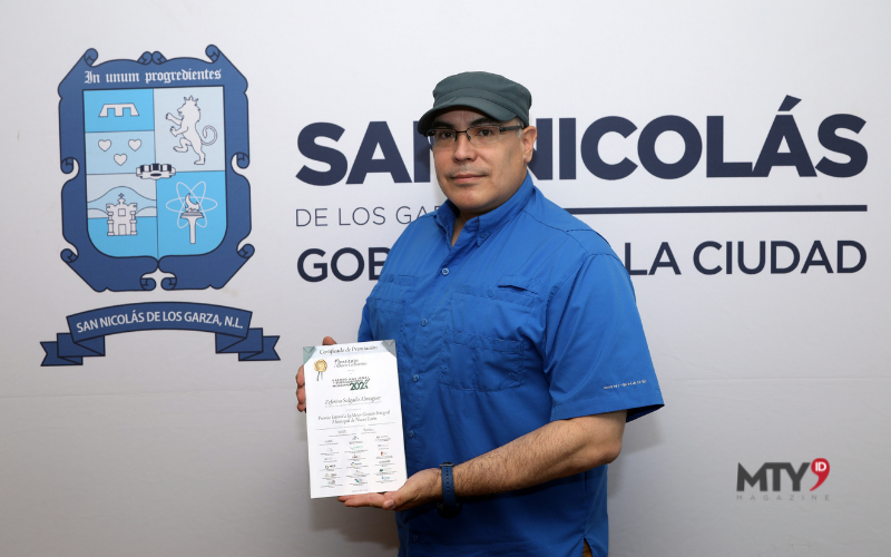 Reconocen a San Nicolás con el Premio a la Mejor Gestión
